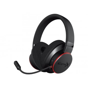 Creative Sound Blasterx h6 7.1 usb Gaming Headset With Virtual Surround Sound for Ps4, Xbox One, Nintendo Switch, and pc (70gh039000000)