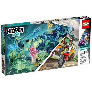Lego Hidden Side 70423 Paranormal Intercept bus