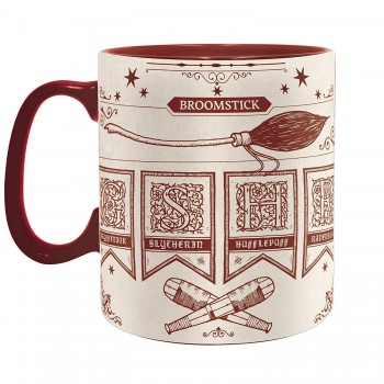 Abysse Harry Potter - Quidditch 460ml mug (Abymug640)