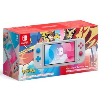 Console Nintendo Switch Lite - Zacian and Zamazenta Edition