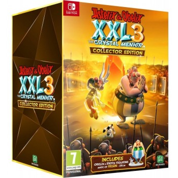 Nintendo Switch Asterix & Obelix XXL 3: The Crystal Menhir - Collector's Edition