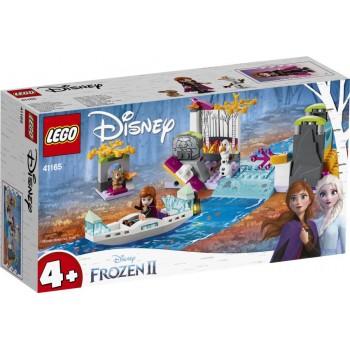 Lego Disney Princess 41165 Anna's Canoe Expedition