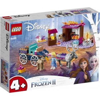 Lego Disney Princess 41166 Elsa's Wagon Adventure