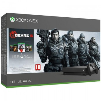 Console Microsoft Xbox One X 1TB Gears Of War 5 Bundle