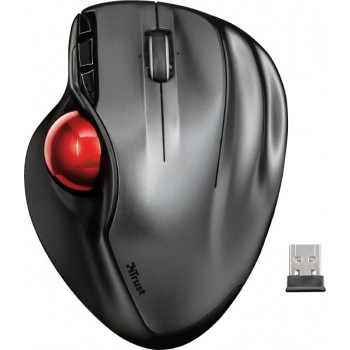 Trust Sferia Wireless Trackball Mouse (23121)