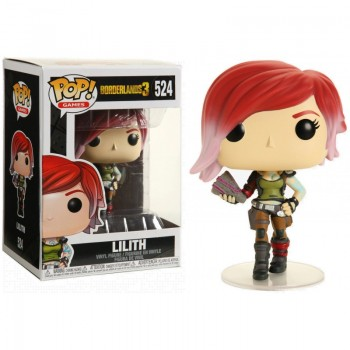 Funko Pop! Games: Borderlands 3 - Lilith the Siren #524 Vinyl Figure