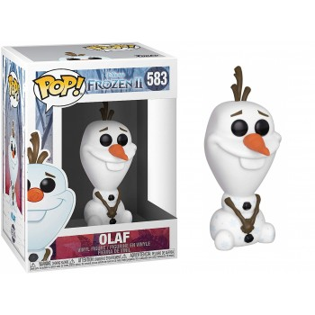 Funko POP Disney: Frozen II - Olaf #583 Vinyl Figure