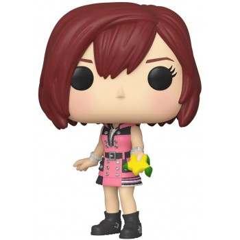 Funko Pop! Disney Kingdom Hearts 3 - Kairi With Hood #621 Vinyl Figure
