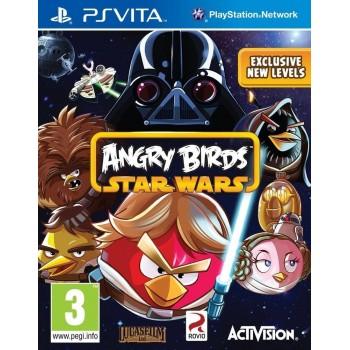 Μεταχειρισμένο Psvita Angry Birds: Star Wars
