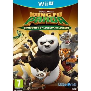 Μεταχειρισμένο Wii U Kung Fu Panda: Showdown of Legendary Legends
