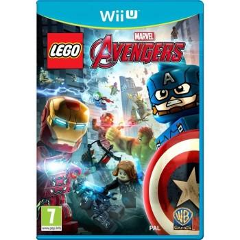Μεταχειρισμένο Wii U Lego Marvel Avengers
