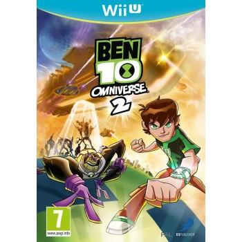 Μεταχειρισμένο Wii U Ben 10 Omniverse 2