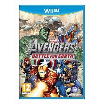 Μεταχειρισμένο Wii U Marvel Avengers: Battle for Earth