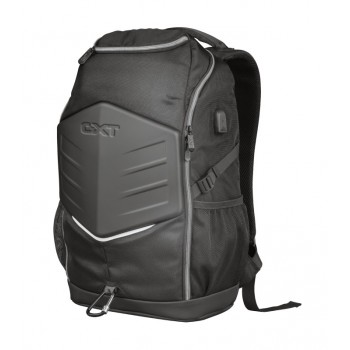 "Trust gxt 1255 Outlaw 15.6"" Gaming Backpack - Black (23240)"
