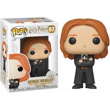 Funko Pop! Harry Potter - George Weasley (Yule) #97 Vinyl Figure