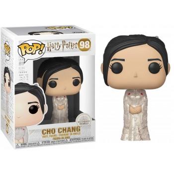 Funko Pop! Harry Potter - cho Chang (Yule) #98 Vinyl Figure