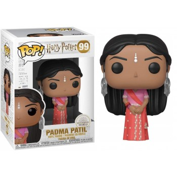 Funko Pop! Harry Potter - Padma Patil (Yule) #99 Vinyl Figure