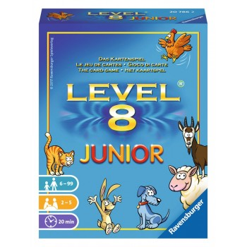 Ravensburger 20786 Επιτραπέζιο Level 8 Junior