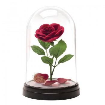 Paladone The Beauty and The Beast: Enchanted Rose Light 20cm. (PP4344DP) 3D Φωτιστικό Τριαντάφυλλο Disney