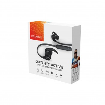 Creative Outlier Active Wireless Sweatproop in-ear Headphones (51ef0760aa001)
