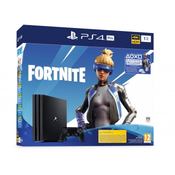 Console Sony Playstation 4 Pro (PS4 Pro) 1TB & Fortnite Neo Versa Voucher