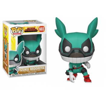 Funko Pop! Animation My Hero Academia - Izuku Midoriya #603 Vinyl Figure