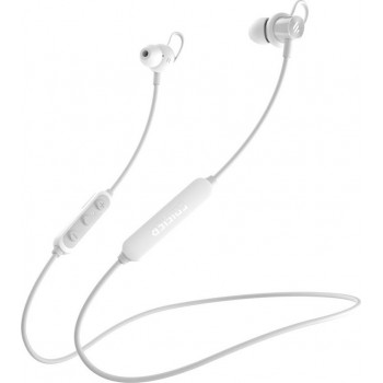 Edifier W200BT SE Wireless Bluetooth Sports Headphones - White