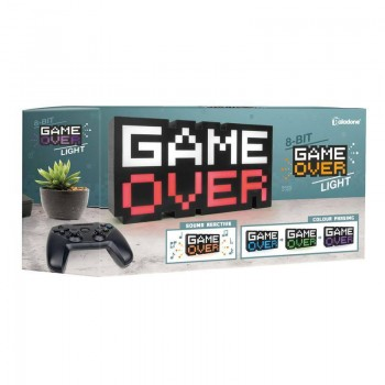 Paladone Products T3K - Game Over Light (PP5016V2)