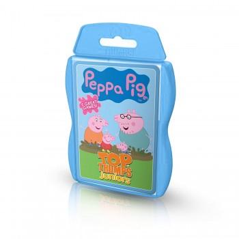 Επιτραπέζιο Top Trumps Peppa Pig - Αγγλικό
