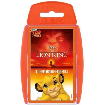 Επιτραπέζιο Top Trumps Lion King - Αγγλικό 035880
