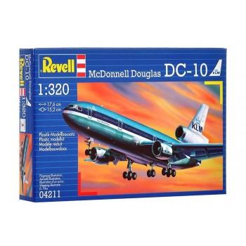 Revell 1:320 Scale Aeroplane McDonnell Douglas DC10