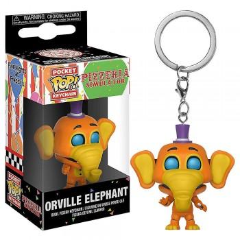 Funko Pocket Pop! Five Nights at Freddy's - Pizza Sim Orville Elephant Vinyl Figure Keychain