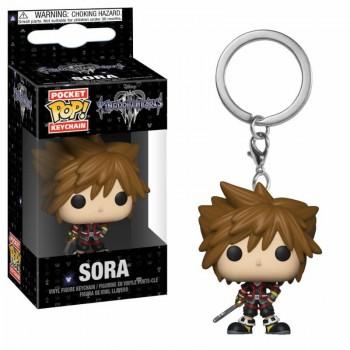 Funko Pocket Pop! Disney: Kingdom Hearts 3 - Sora Vinyl Figure Keychain