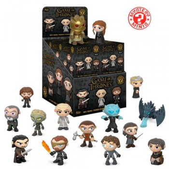 Funko Mystery Minis Blind Box: Game of Thrones Vinyl Figure (1 Pack)