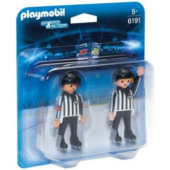 Playmobil 6191 Διαιτητές Ice Hockey