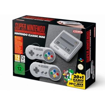 (Εκθεσιακό Τεμάχιο) Console Nintendo Classic Mini Super Nes (SNES)