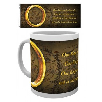 Gb eye Lord of the Rings one Ring mug (MG0764)