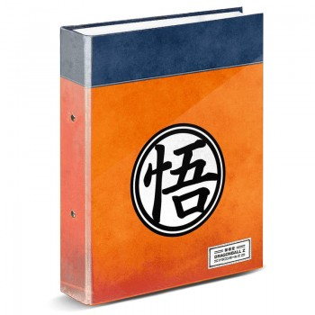 Karactermania Dragon Ball Symbol a4 Folder 4 Rings 39933