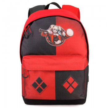 Karactermania dc Comics Suicide Squad Harley Quinn Adaptable Backpack 42cm 39422