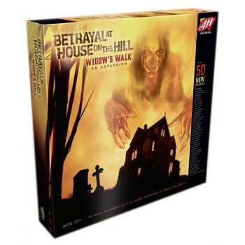 Επιτραπέζιο Betrayal at House on the Hill: Widow's Walk (Επεκταση Στα Αγγλικά)