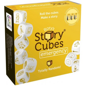 Επιτραπέζιο Rory's Story Cubes : Emergency