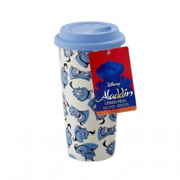 Funko Disney Aladdin Genie Travel Lidded Mug (UT-DI06207)