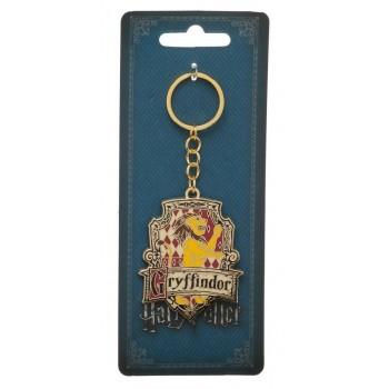 Bioworld Harry Potter Gryffindor Keychain (KE65L6HPT)
