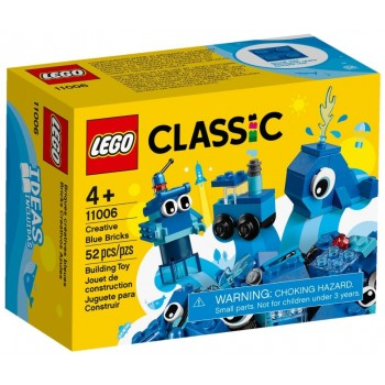 Lego Classic 11006 Creative Blue Bricks