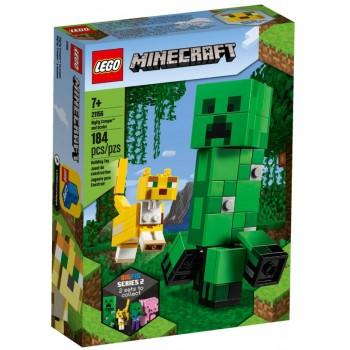 Lego Minecraft 21156 Bigfig Creeper™ and Ocelot
