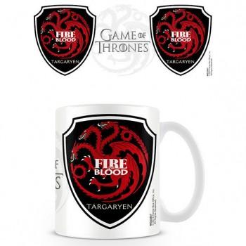 Pyramid International Game of Thrones Targaryen mug (MG22857)