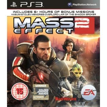 Μεταχειρισμένο PS3 Mass Effect 2