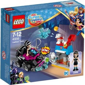 Lego Super Hero Girls 41233 Lashina Tank