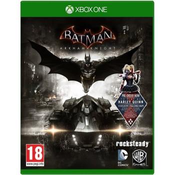 Xbox One Batman Arkham Knight