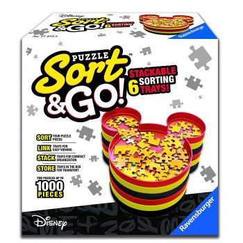 Ravensburger 17975 Πάζλ Mickey Sort & Go